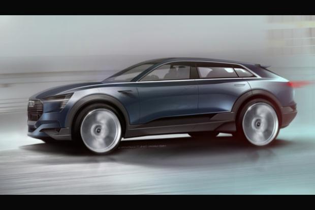 Będzie elektryczny SUV od Audi