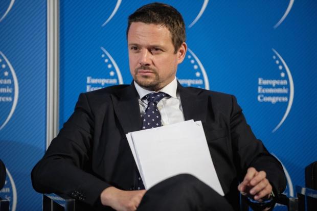 Trzaskowski: Cipras płaci cenę za nieodpowiedzialne obietnice