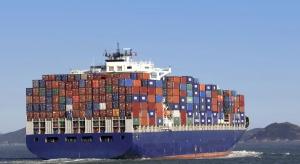 Rosną oceaniczne przewozy kontenerowe, z wyjątkiem Europy