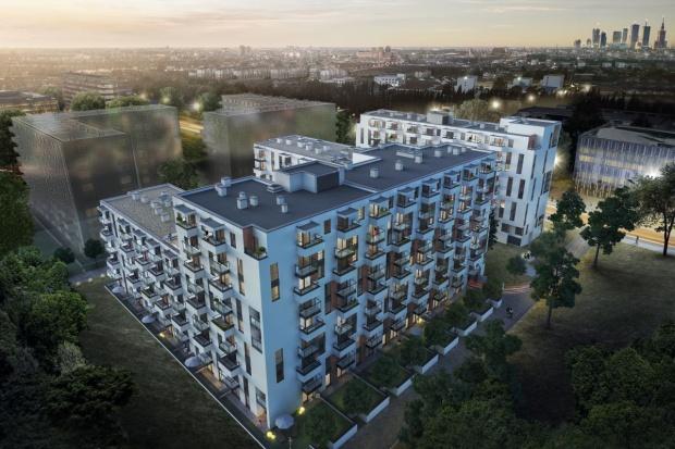 Okam rusza z nową inwestycją mieszkaniową w Warszawie