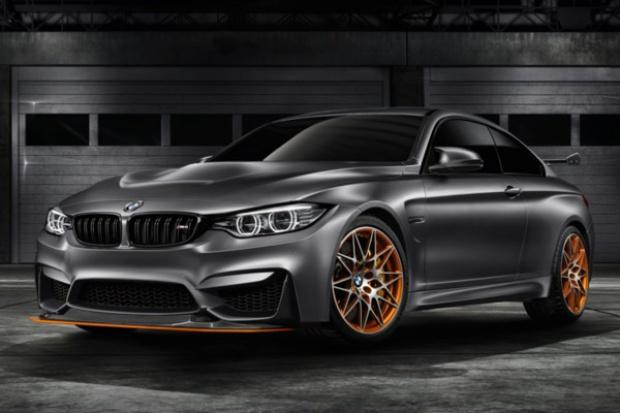 Wyścigowa koncepcja BMW dla cywilnego użytku