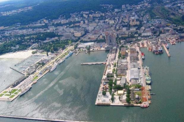 Port Gdynia powiększy się o 2 ha