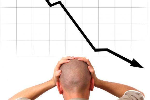 Chińskie giełdy kontynuują spadki