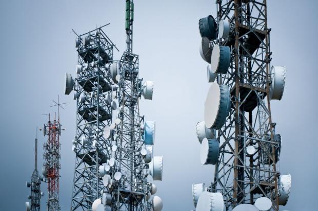 Transmisja danych mobilnych wzrosła 7-krotnie w pięć lat
