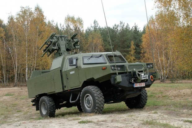 MON chce kupić zestawy przeciwlotnicze Poprad