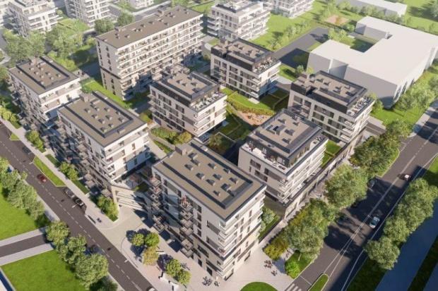 Mostostal Warszawa wybuduje osiedle za 64 mln zł
