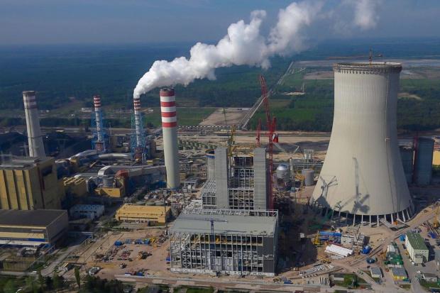 Budowa bloku w Elektrowni Kozienice zaawansowana w 64 proc.