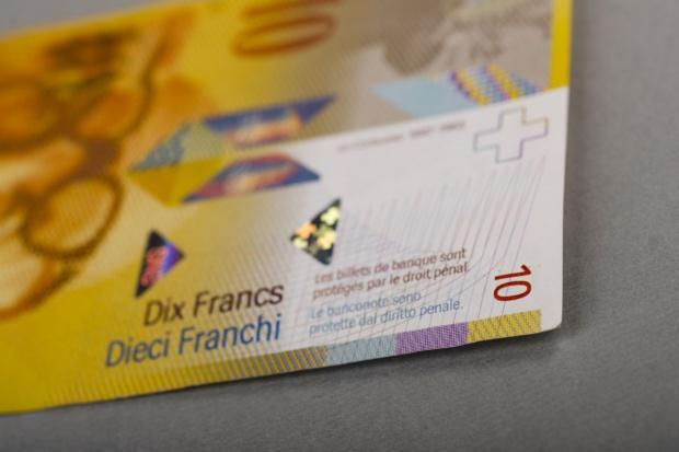 Ekspert: wysoki kurs franka wpędza gospodarkę Szwajcarii w recesję