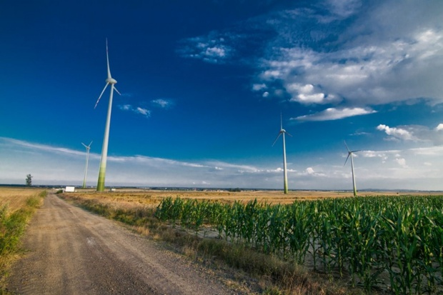 Rozbudowa farmy wiatrowej pod Wrocławiem