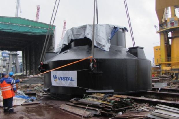 Vistal: marine&offshore w dół, infrastruktura i budownictwo mocno w górę