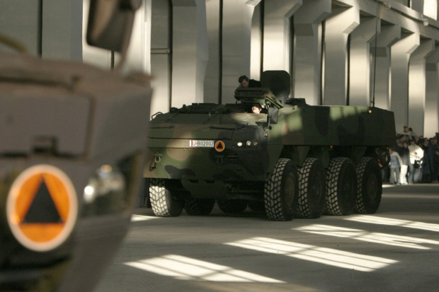 Wiceszef MON: modernizacja armii to sygnał dla przemysłu
