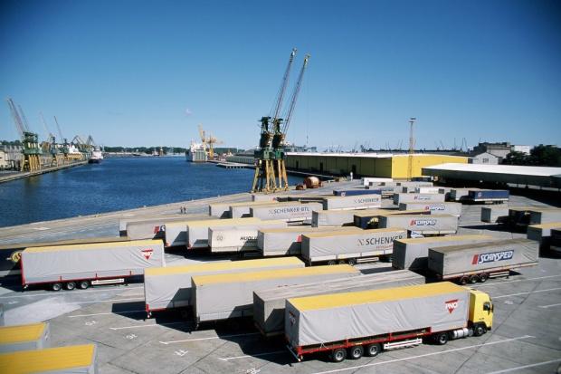Minister skarbu: polskie porty morskie przeżywają boom