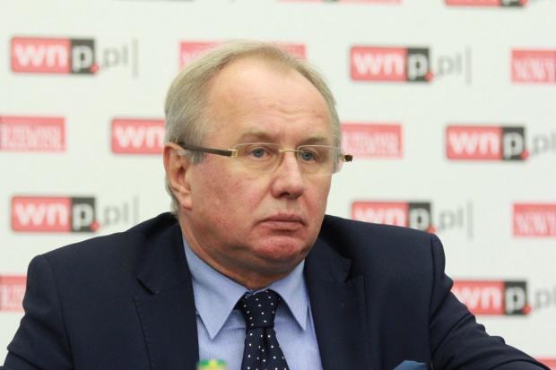 Jerzy Markowski: kopalnia Brzeszcze może zwiększyć wydobycie i zarabiać