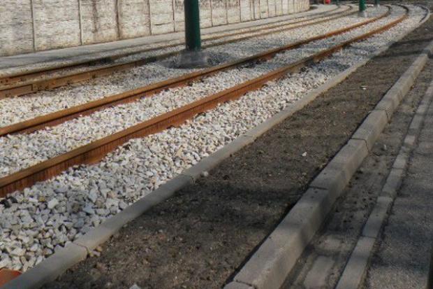 Pijani złodzieje opóźnią budowę linii tramwajowej w Olsztynie