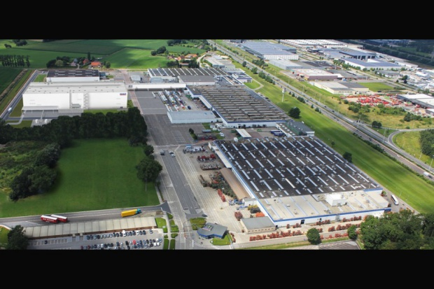 DAF: 100 mln euro w nową lakiernię