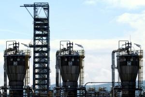 Unipetrol RPA wynajął zbiornik na ropę