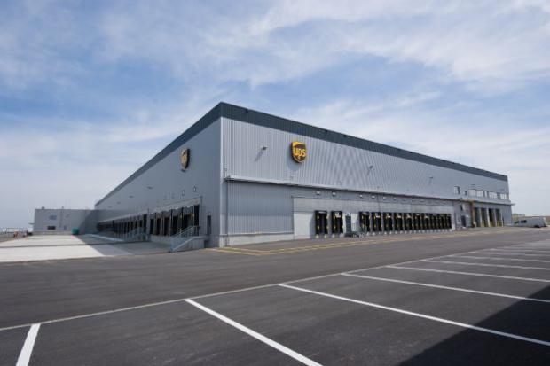 W Łodzi nowe centrum UPS za ponad 20 mln dolarów