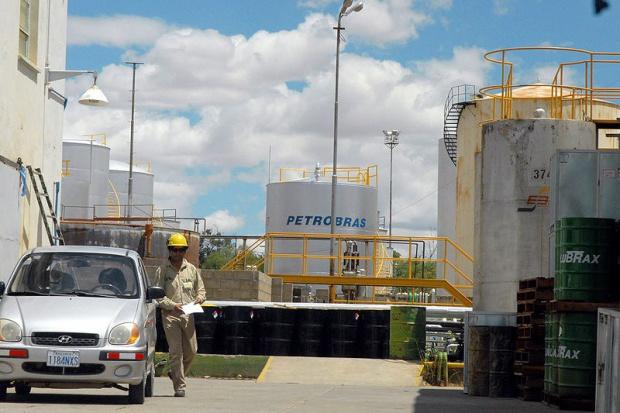 Pierwszy raz w historii Brazylijczycy zainteresowani gazociągiem w Europie
