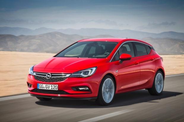 Opel zaprezentował nową Astrę. Będzie produkowana w Gliwicach