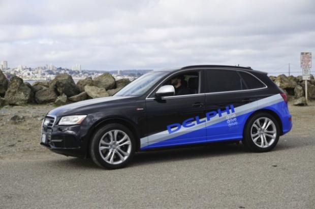 Delphi toruje drogę do autonomicznej jazdy