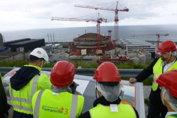 Blok jądrowy Flamanville 3 będzie uruchomiony w 2018 r.