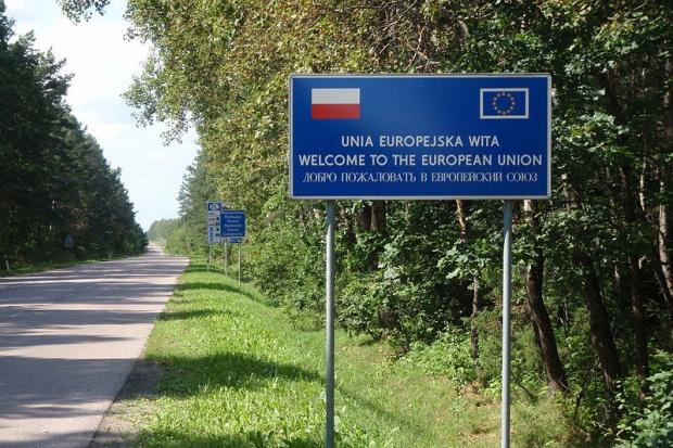 Zmodernizowano drogowe przejście graniczne w Połowcach
