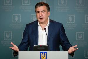 Były prezydent Gruzji łamie bandyckie schematy Odessy
