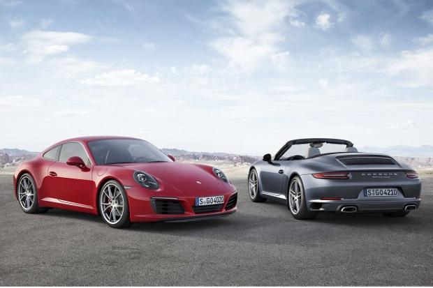 Nowe rozwiązania w Porsche 911