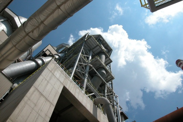 W cementowniach spadek produkcji i wzrost sprzedaży