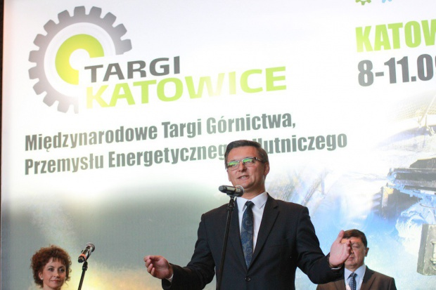 W Katowicach trwają górnicze targi