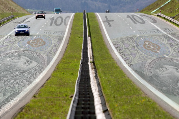 Warty 107 mld zł Program Budowy Dróg Krajowych przyjęty