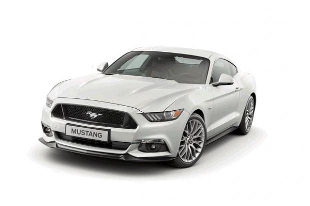 Globalna kariera Mustanga