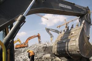 Polski rynek budowlany liderem w UE. Rządzą jednak na nim zagraniczne firmy