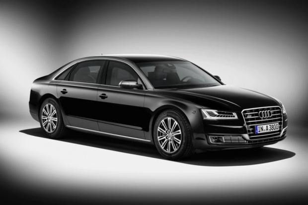 "Audi A8 L Security: poprawa ""vipowskich"" parametrów"