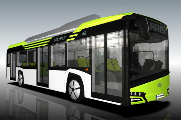 Nowości Solarisa na targach Busworld 2015