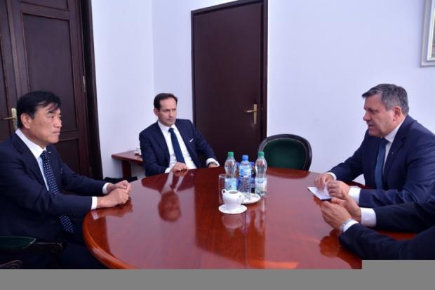 Japoński inwestor w polskiej firmie Saule Technologies