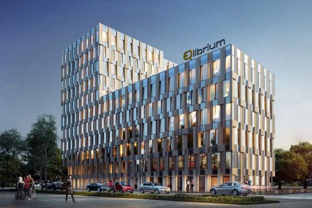Budimex pozyskał kontrakt na biurowiec w Warszawie