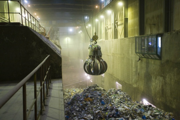 Bydgoszcz. Rozpoczął się rozruch spalarni odpadów