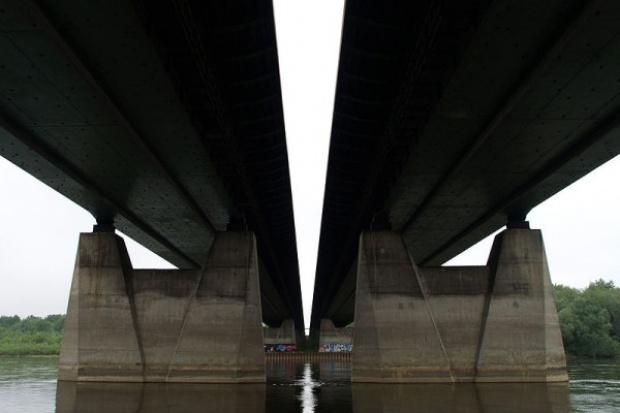Warszawa. Most Grota-Roweckiego z pozwoleniem na użytkowanie