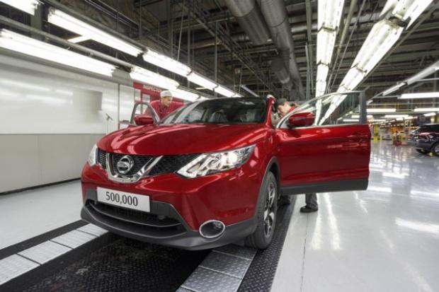 Pół miliona nowych Nissanów Qashqai