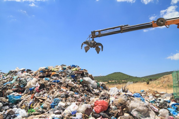 Wyraźne nasilenie pożarów składowisk śmieci