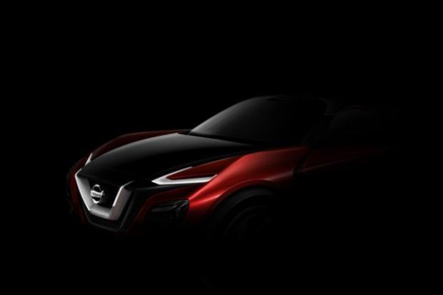 Kierunek dla sportowych crossoverów wg Nissana