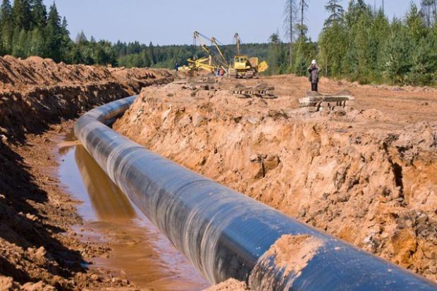 Kto blokuje ważny dla wschodniej Europy gazociąg?