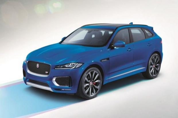 Jaguar też ma nowego crossovera