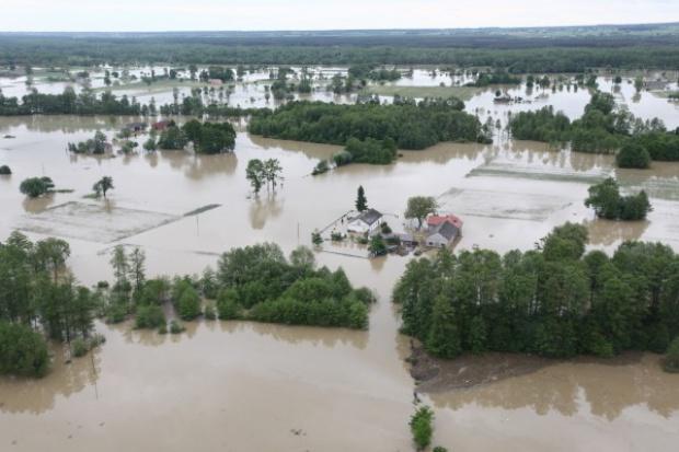 MŚ: 1,2 mld euro na infrastrukturę przeciwpowodziową