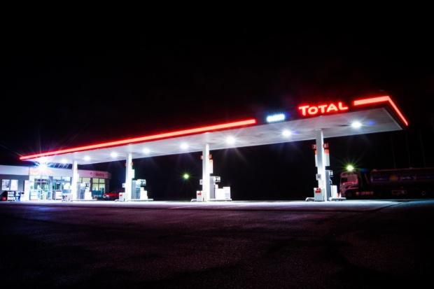 Nowa stacja Total przy zachodniej granicy