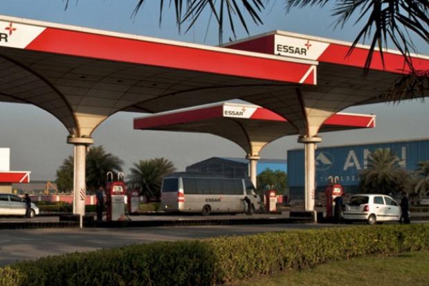Essar Oil chce potroić liczbę stacji