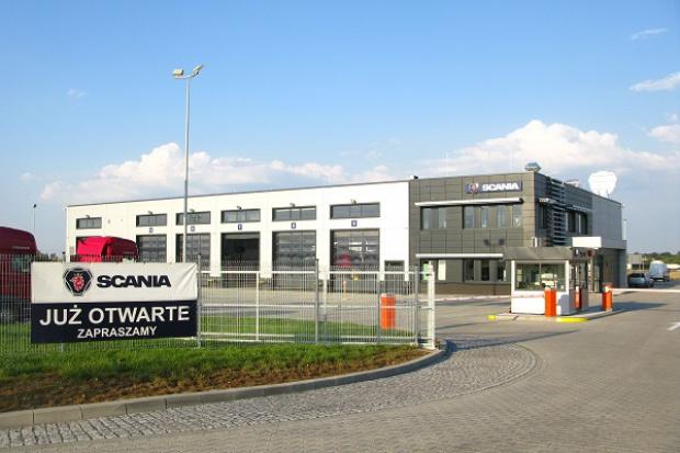 Nowy obiekt Scania na Dolnym Śląsku