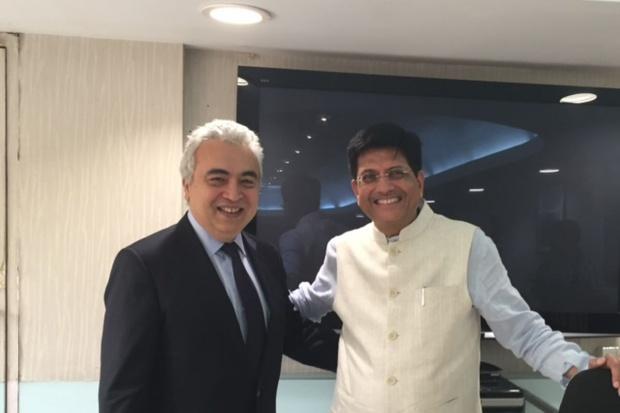 Indie kolejnym przystankiem na drodze szefa MAE