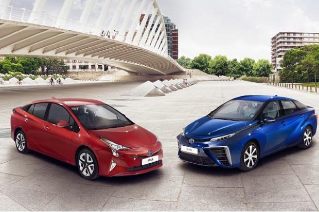 Prius IV - najważniejsza premiera Toyoty we Frankfurcie